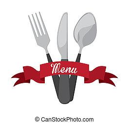 设计, 刀叉餐具