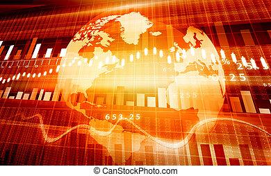 证券市场图表