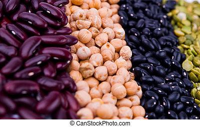 豆類, 彙整