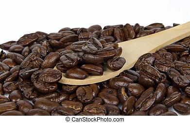 豆, コーヒー