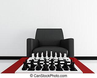象棋上, 以前, a, 比賽