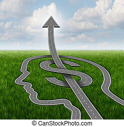財政, 成長, 路徑