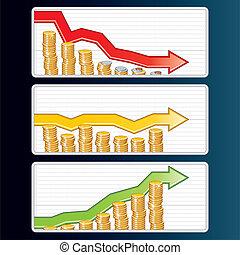 財政, 棒 グラフ