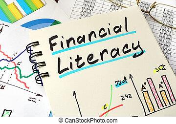 財政, 読み書き能力