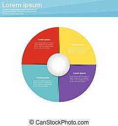 財政, 金融, ビジネス, グラフ, パイ, 図, infographic, 円