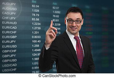 貨幣, 比率, 交換