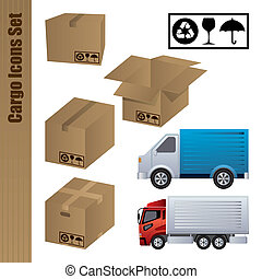 貨物, 圖象, 集合