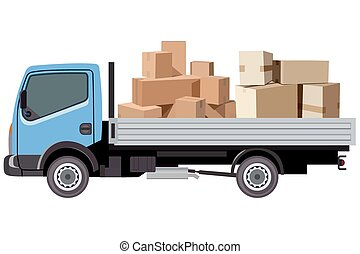 貨物, 運輸