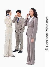 販売員, ∥(彼・それ)ら∥, cellphones