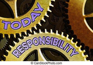 責任がある, 写真, ある, 手, 1(人・つ), 提示, 管理者, ギヤ, 何か, 執筆, システム, ...