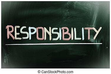 責任, 概念