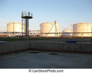 貯蔵タンク, ∥ために∥, 石油, プロダクト