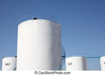 貯蔵タンク