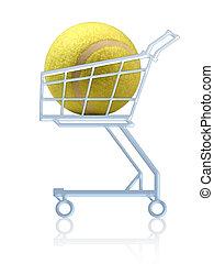 買い物, スポーツ