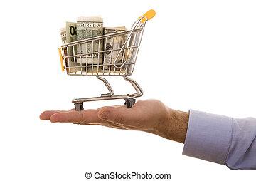 買い物, 機会
