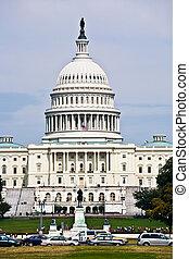 資本, 建物, ワシントン