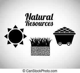 資源, 自然, デザイン