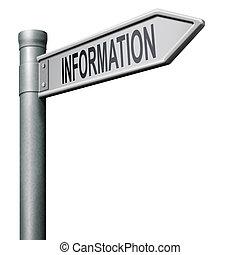 資訊, 搜尋