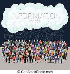 資訊, 社會, 概念