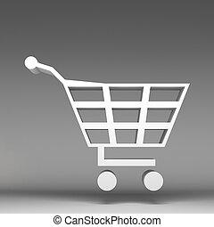購物車, 3d