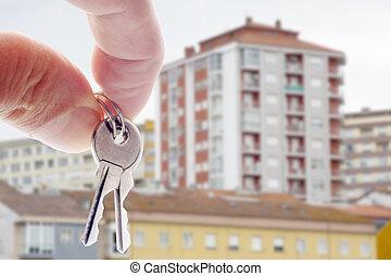 購買, 房子