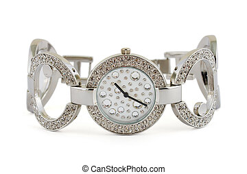 贅沢, 女, 腕時計
