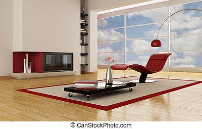 贅沢, 現代 生活, 部屋