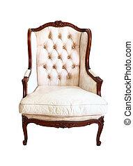 贅沢, 肘掛け椅子, 型