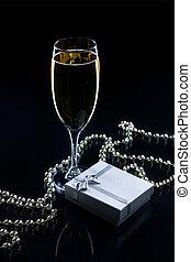 贅沢, 贈り物, 概念, ∥で∥, シャンペン