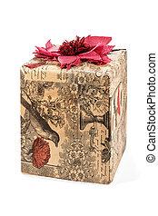 贈り物の箱, ∥で∥, 花