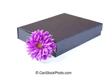 贈り物の箱, ∥で∥, 花, 隔離された