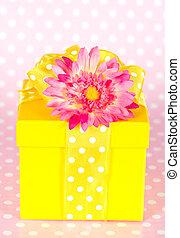 贈り物の箱, ∥で∥, gerber, 花