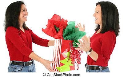 贈り物, あなた自身
