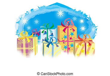贈り物, クリスマス