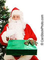 贈り物, クリスマス, santa