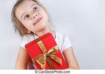 贈り物, 子供