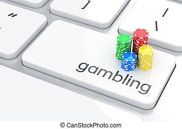 赌博, 概念