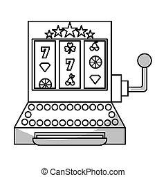 赌博, 游戏, 设计