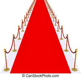 赤いカーペット, ∥で∥, 金, 支柱