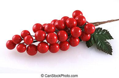 赤いベリー