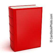 赤い本, 隔離された, 白