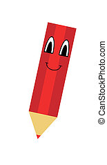 赤い鉛筆, 漫画