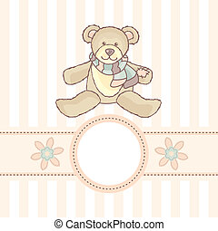 赤ん坊, カード