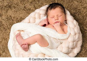 赤ん坊, ブレード, 柔らかい