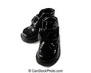 赤ん坊, ブーツ