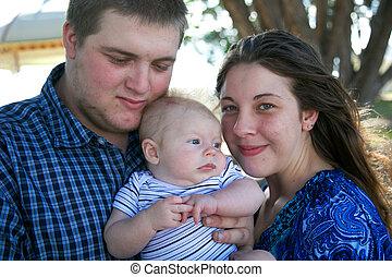 赤ん坊, ∥(彼・それ)ら∥, park., 親, 若い