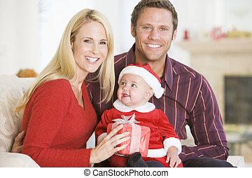 赤ん坊, 恋人, サンタの 用品類