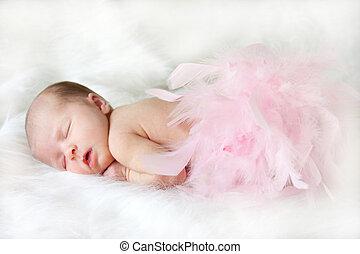 赤ん坊, ∥新しい∥生まれた∥