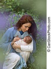 赤ん坊, 母, mary, イエス・キリスト