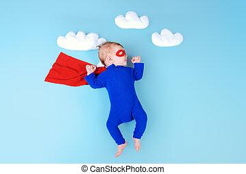 赤ん坊, 英雄
